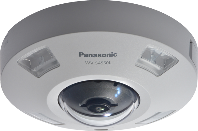 Camera IP Panasonic WV-S4550L