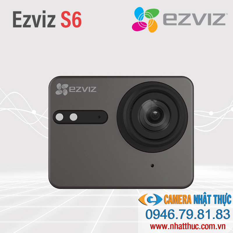 Camera hành trình Ezviz S6