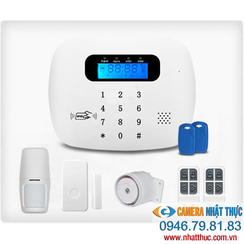 Hệ thống báo trộm không dây dùng SIM SM-JT 99GF