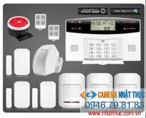 Bộ báo động trung tâm Semart GSM-G26