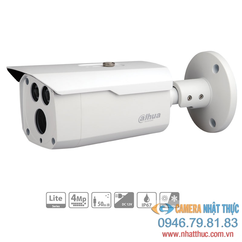 Camera HDCVI Dahua DH-HAC-HFW1400DP-S2