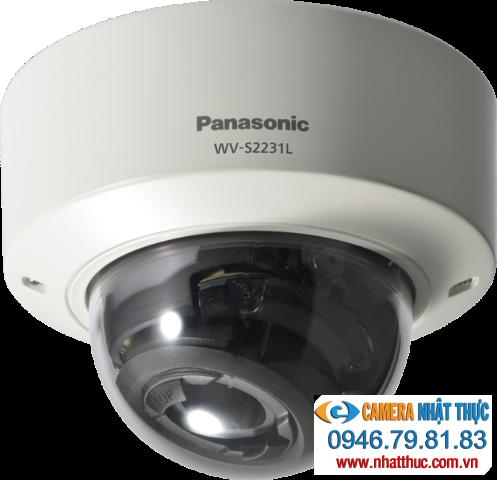 Camera IP Panasonic WV-S2231L