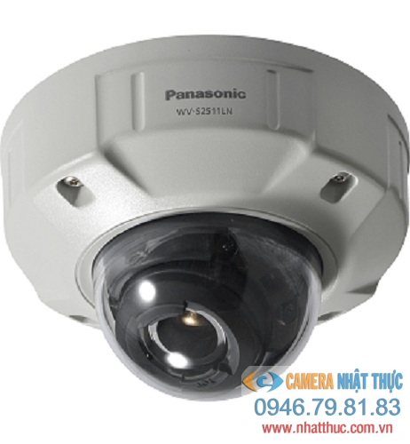 Camera IP Panasonic WV-S2511LN