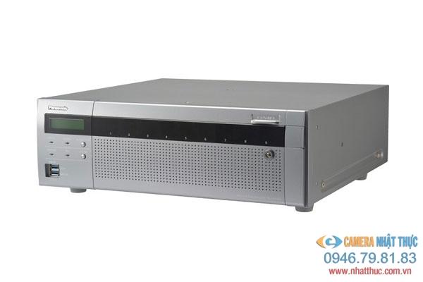 Đầu ghi hình camera IP 16kênh Panasonic WJ-NX300K/GPJ