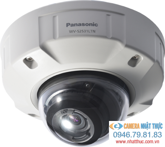 Camera IP Panasonic WV-S2531LTN