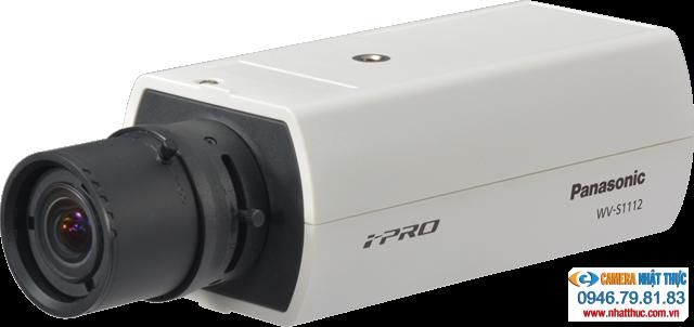 Camera IP Panasonic WV-S1112