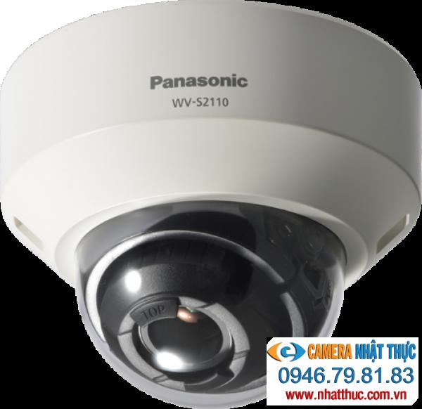 Camera IP Panasonic WV-S2110