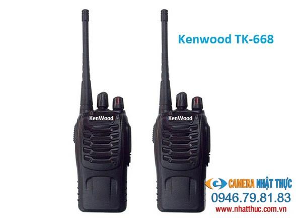 Bộ đàm Kenwood TK 668