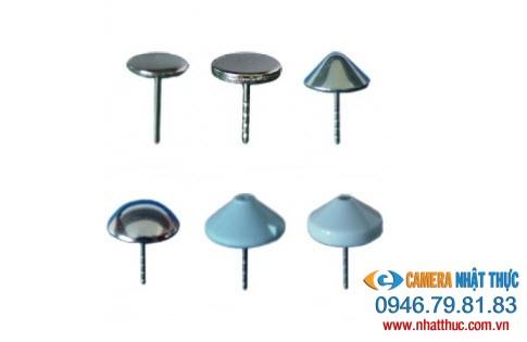 Đinh sắt gắn vào tem cứng Pin-01