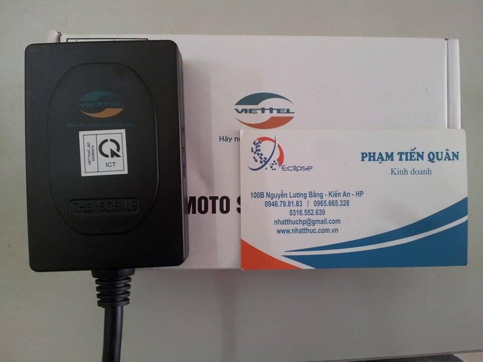 Thiết bị định vị Viettel Smart Motor - Smart Basic