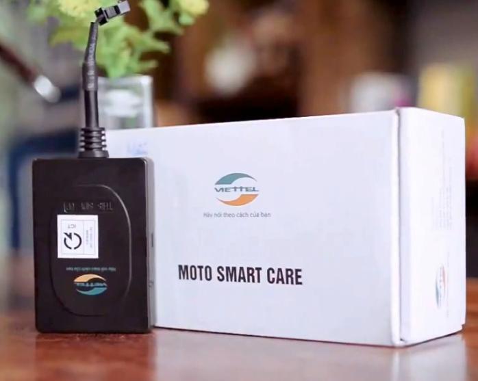 Thiết bị định vị Viettel Smart Motor - Smart VIP
