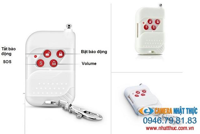 Phụ kiện báo động Remote Điều khiển báo động