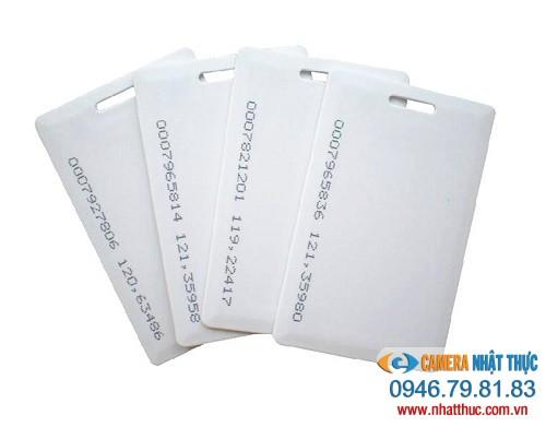 Thẻ Mifare IC Card