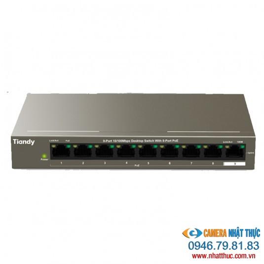 Switch Tiandy TC-FS108-E