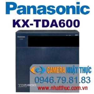 Tổng đài Panasonic KX-TDA600 [16-128]