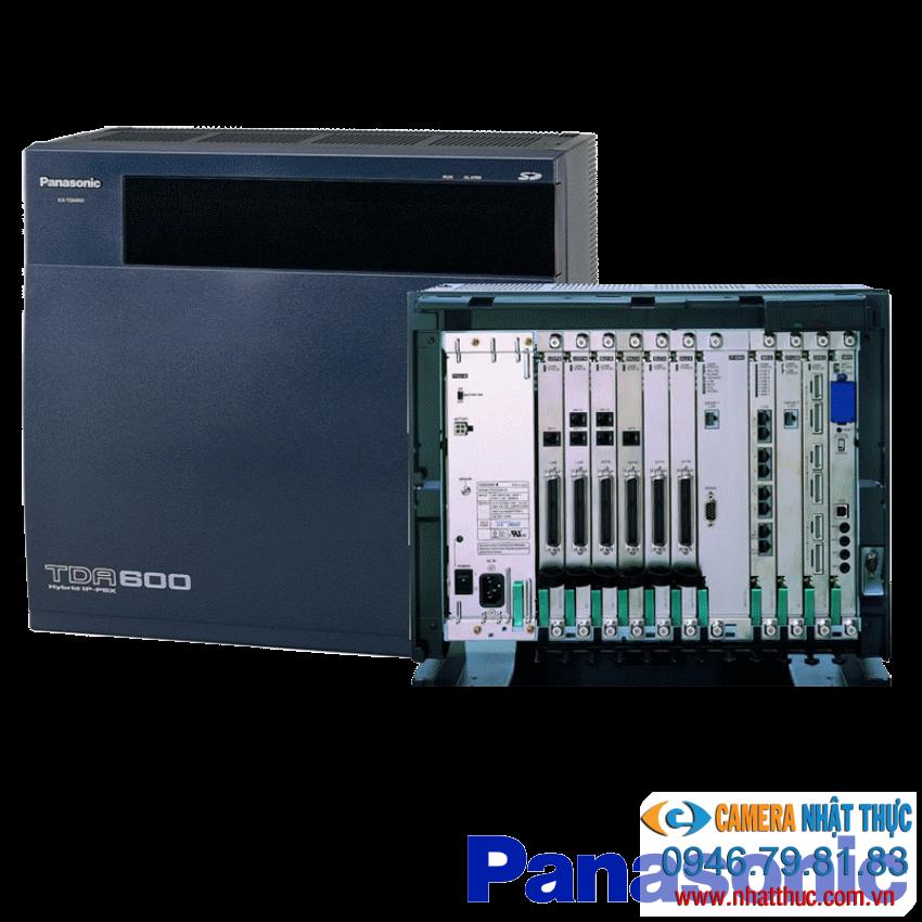 Tổng đài Panasonic TDA600 [16-320]